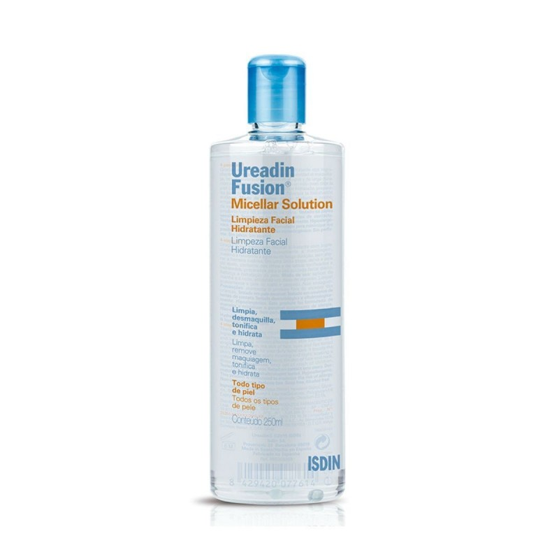 ISDIN - Ureadin Fusion Micellar Solution - acqua micellare 500 ml