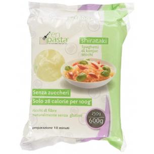 Zen Pasta shirataki - Spaghetti essiccati biologici 250 g