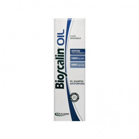 Bioscalin - Olio Shampoo Per Capelli Antiforfora   Cute Sensibile  200  Ml