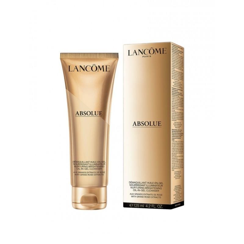 Lancome - Absolue - olio in gel struccante e illuminante 125 ml