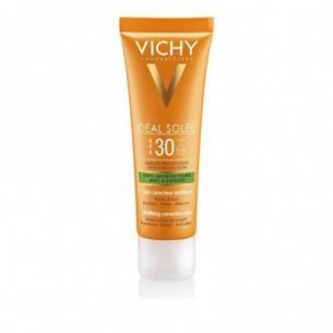 Ideal Soleil SPF30 - Trattamento protettore correttivo effetto mat 50 ml