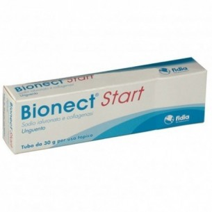 Bionect Start unguento 30 g - dispositivo medico per il trattamento delle ulcere