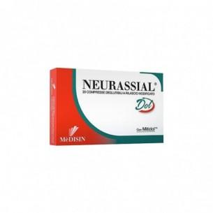 Neurassial dol 20 compresse - integratore alimentare