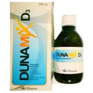 Dunamix D3 Flacone 200 ml - Integratore alimentare per la crescita