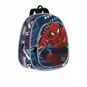 spiderman - zaino asilo 33 cm