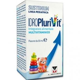Sustenium IdroPlurivit - Integratore Alimentare Multivitaminico 30 ml