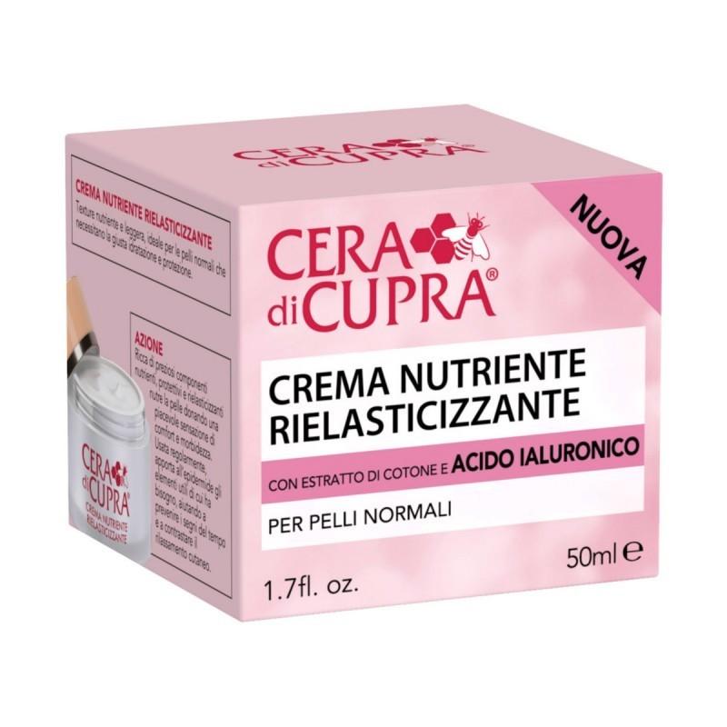 CERA DI CUPRA - Crema viso nutriente rielasticizzante 50 ml