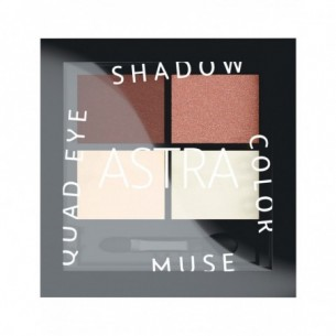 Color Muse Quad Eyeshadow - Palette di ombretti N. 02 Nude Spectrum