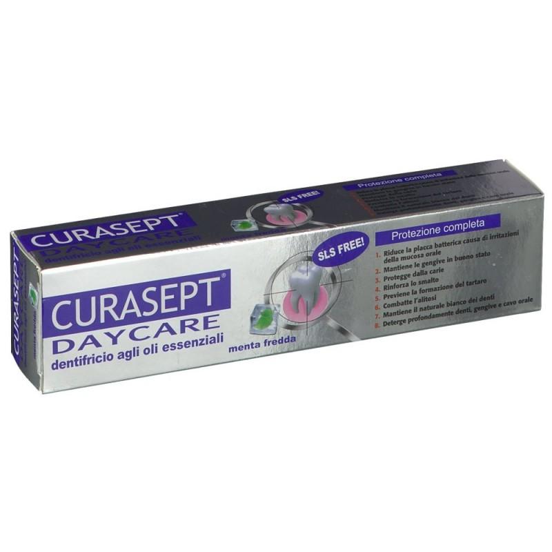 CURASEPT - Daycare Menta Fredda - Dentifricio 75 ml