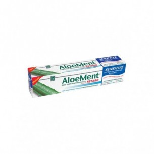 Aloement Sensitive Retard - Dentifricio in Gel per gengive sensibili 100 ml