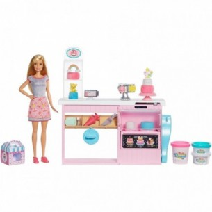 Barbie  - playset la Pasticceria