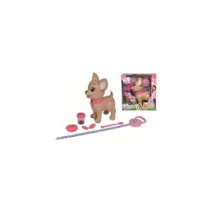 Chi Chi Love Poo Poo Puppy - cagnolino interattivo che cammina e fa i bisogni