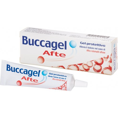 CURADEN HEALTHCARE - Gel Buccagel Protettivo 15 Ml