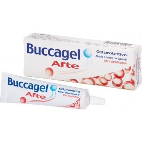 BUCCAGEL - Gel Protettivo 15 Ml