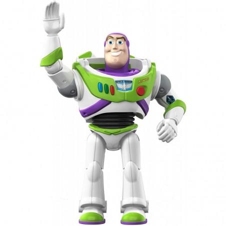 MATTEL - Buzz Lightyear di Toy story 4 - Il famoso Space Ranger da 18 cm