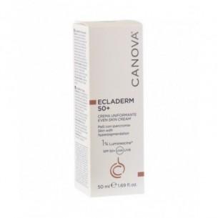 ecladerm - crema uniformante SPF50+ 50 ml