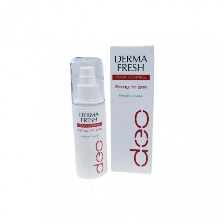 DERMAFRESH - odor control - deodorante spray no gas 100 ml