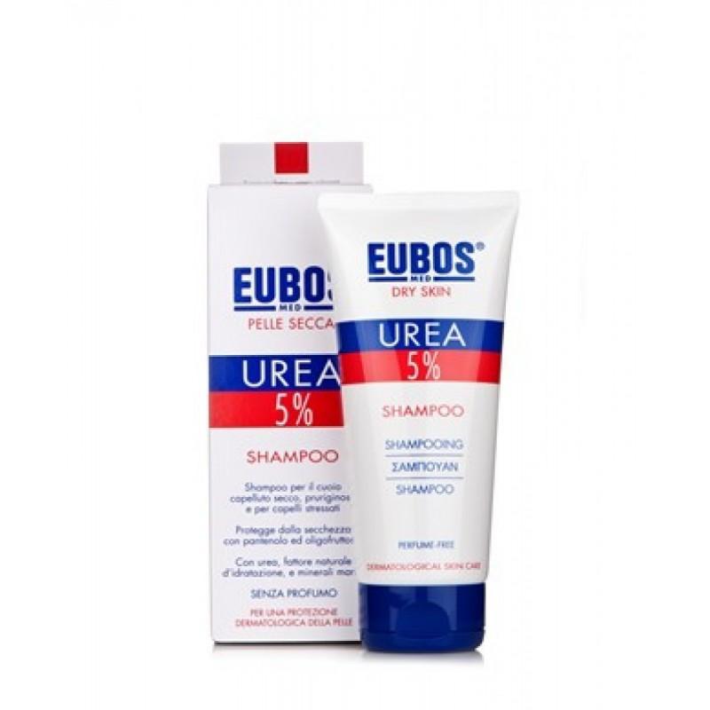 MORGAN - eubos - shampoo per pelle secca urea 5% 200 ml