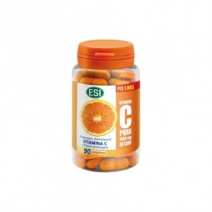 Vitamina C Pura Retard 90 compresse - Integratore antiossidante