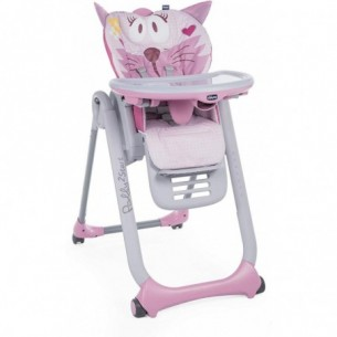 Polly 2 Start - Seggiolone Miss Pink