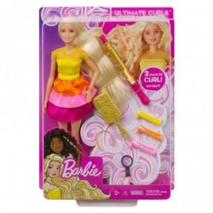 Barbie Ricci Perfetti - Bambola con accessori