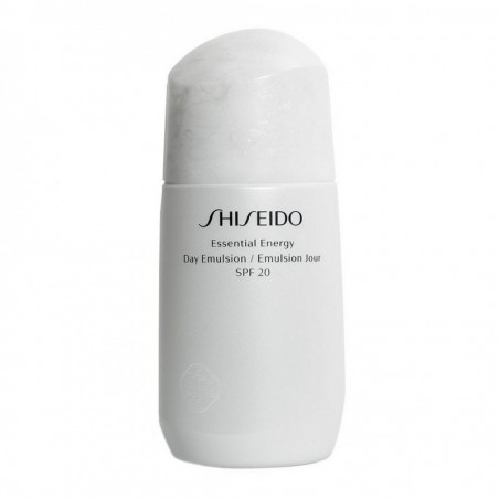 Shiseido - Essential Energy Day Emulsion SPF20 - Emulsione giorno energizzante 75 ml
