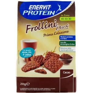 Frollini Proteici Utili Per Il Controllo Del Peso 40-30-30 Go Dark 200 G