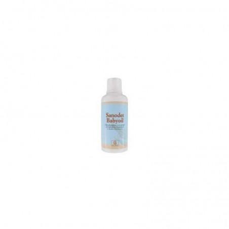 Abbate Gualtiero - Sanodet babyoil - olio detergente delicato per bambini 500 ml