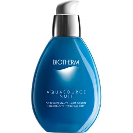 BIOTHERM - gel idratante per il viso aquasource nuit 50 ml