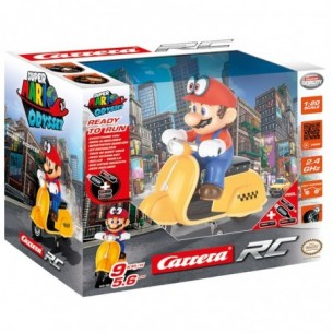 Super Mario Odyssey - Scooter radiocomantato
