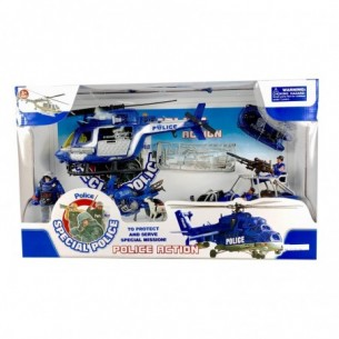 Police Action - Playset