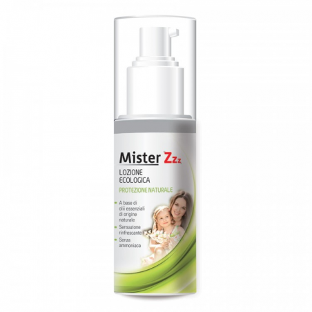 INUVANCE - Mister Zzz - Spray anti zanzara 100 ml