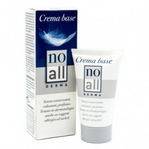 No-all Derma - Crema base idratante e protettiva 40 ml