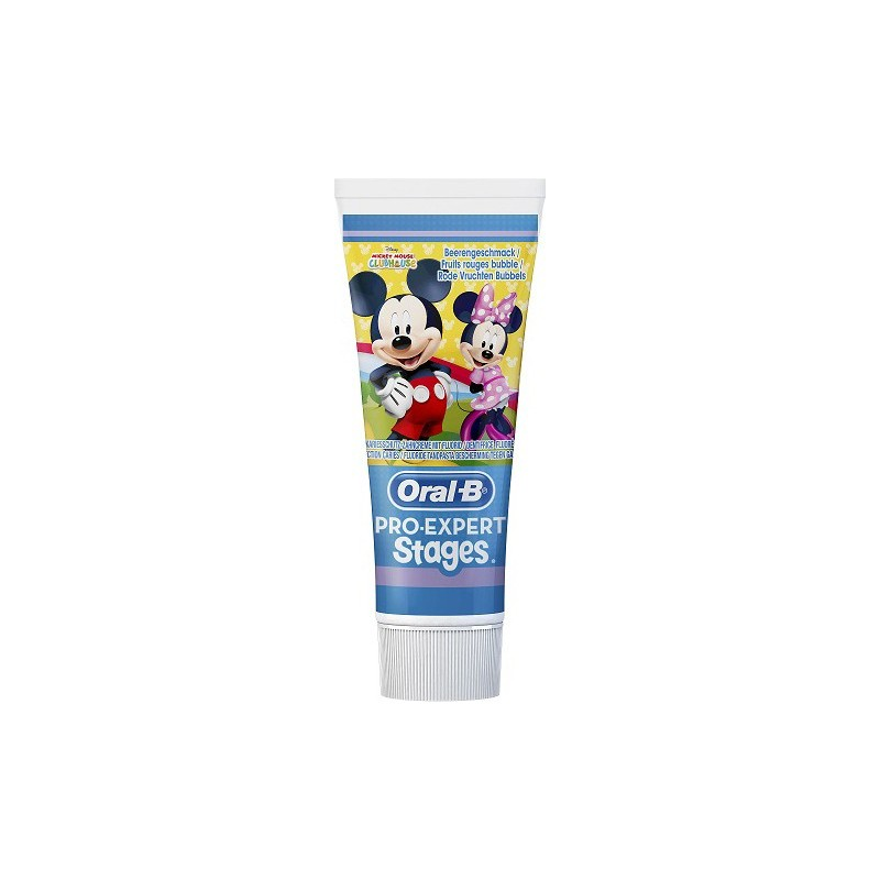 dentifricio per bambini pro exper stages 75Ml