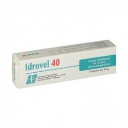 idrovel 40 - crema a base di urea per pelle callosa 40 ml