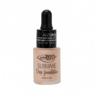 Sublime Drop Foundation - Fondotinta n.00Y