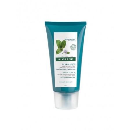 Klorane - Anti Pollution - Balsamo protettivo alla Menta acquatica 150 ml