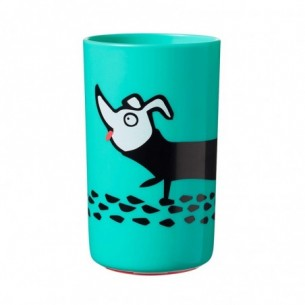 Super Cup - Tazza Anti Rovesciamento Verde