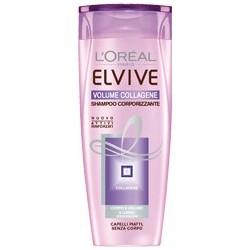 shampoo per capelli corporizzante volume collagene 300 ml