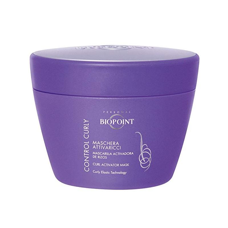 BIOPOINT - control curly - maschera attivaricci anti crespo 200 ml