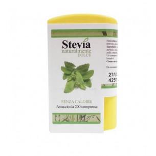 edulcor - Dolcificante stevia 200 Compresse