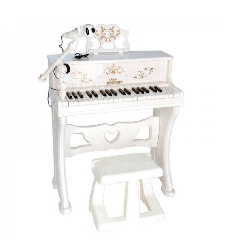 BONTEMPI - Pianoforte Elettronico Verticale Bianco