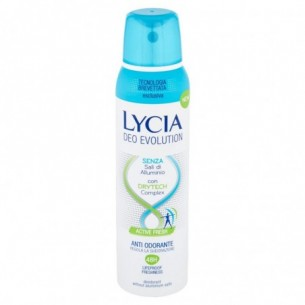 Deo Evolution Active Fresh - Deodorante Spray 150 ml
