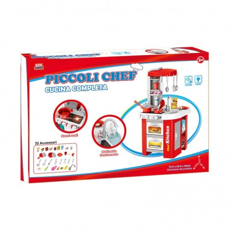 KIDZ CORNER - Cucina Piccoli chef con luci e suoni