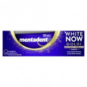 White Now Gold - dentifricio sbiancante 50 ml