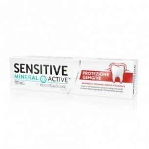 Sensitive mineral active protezione gengive - dentifricio protettivo 75 ml
