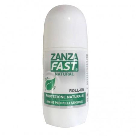 SHEDIR PHARMA - Zanzafast Natural roll-on - repellente per insetti 50 ml