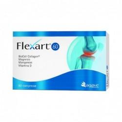 flexart - integratore per le articolazioni 60 compresse