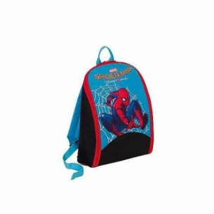 Spiderman Homecoming - Zaino e gioco bersaglio 2in1