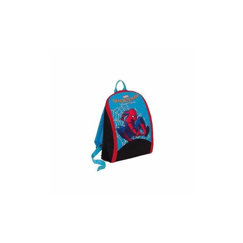 SEVEN - Spiderman Homecoming - Zaino e gioco bersaglio 2in1